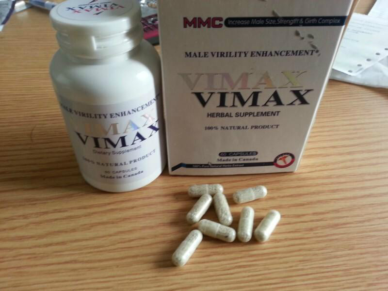 vimax package